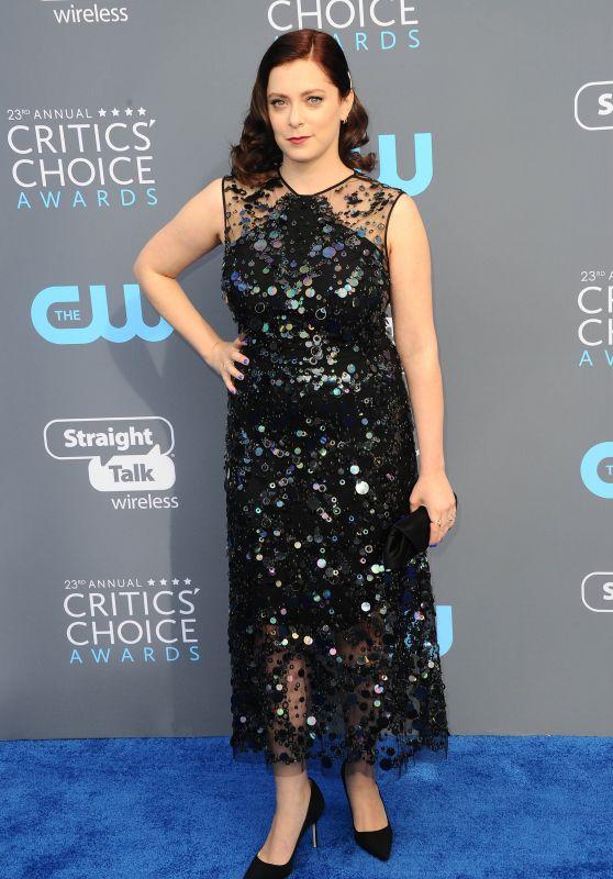 Rachel Bloom – 2018 Critics' Choice Awards