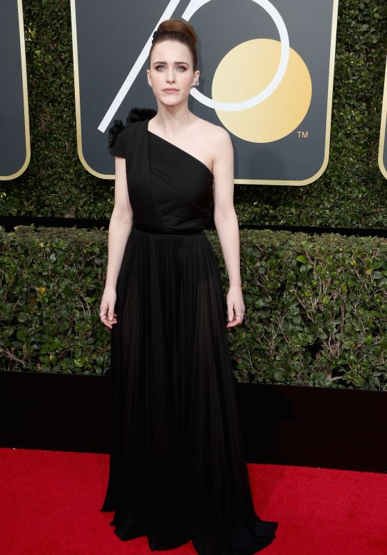 Rachel Brosnahan – Golden Globe Awards 2018 in Beverly Hills