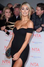 Rachel Fenton – 2018 National Television Awards in London