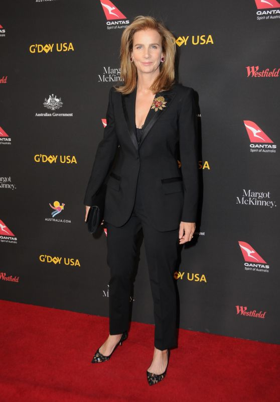 Rachel Griffiths – 2018 G'Day USA Los Angeles Black Tie Gala