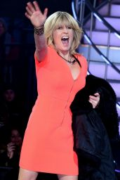 Rachel Johnson - Celebrity Big Brother Eviction Night in London 01/19/2018