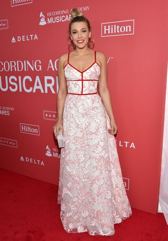 Rachel Platten – 2018 MusiCares Person Of The Year in New York