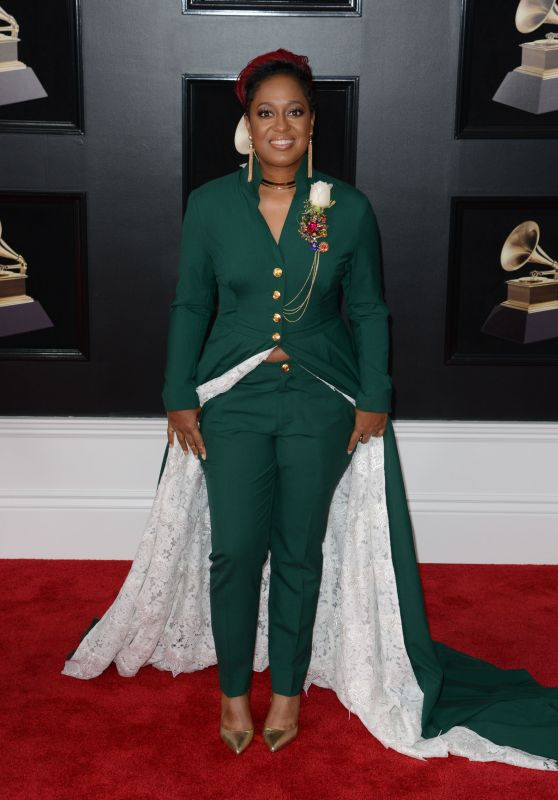 Rapsody – 2018 Grammy Awards in New York