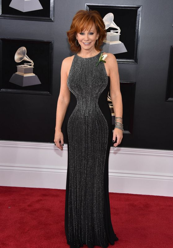 Reba McEntire – 2018 Grammy Awards in New York