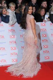 Rebekah Vardy – 2018 National Television Awards in London