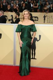 Reese Witherspoon – 2018 SAG Awards in LA