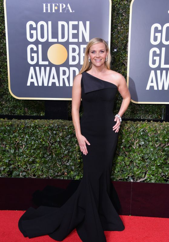 Reese Witherspoon – Golden Globe Awards 2018