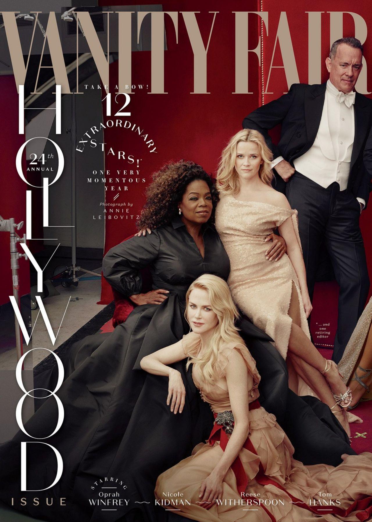 Reese Witherspoon - Vanity Fair Hollywood Portfolio 2018