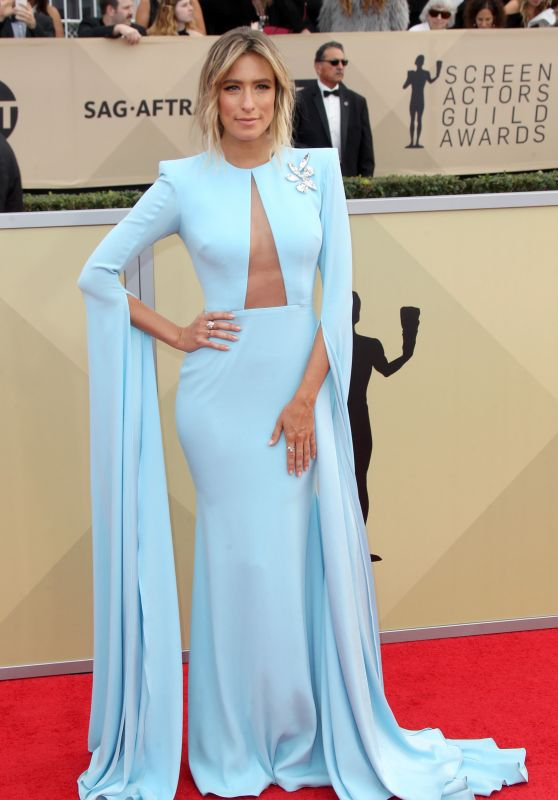 Renee Bargh – 2018 SAG Awards in LA