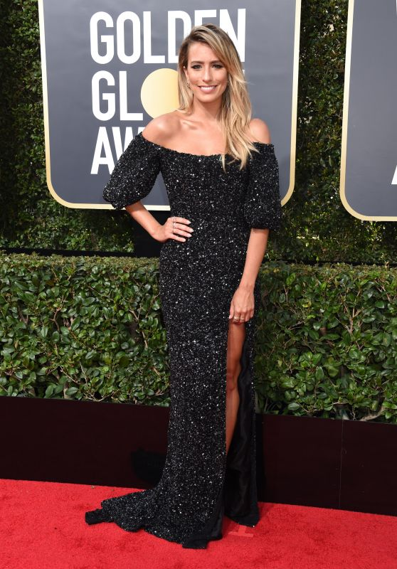 Renee Bargh – Golden Globe Awards 2018