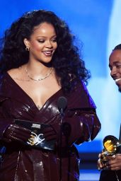 Rihanna – 2018 Grammy Awards in New York