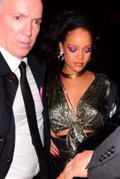 Rihanna - Leaving 1Oak Nightclub in NYC