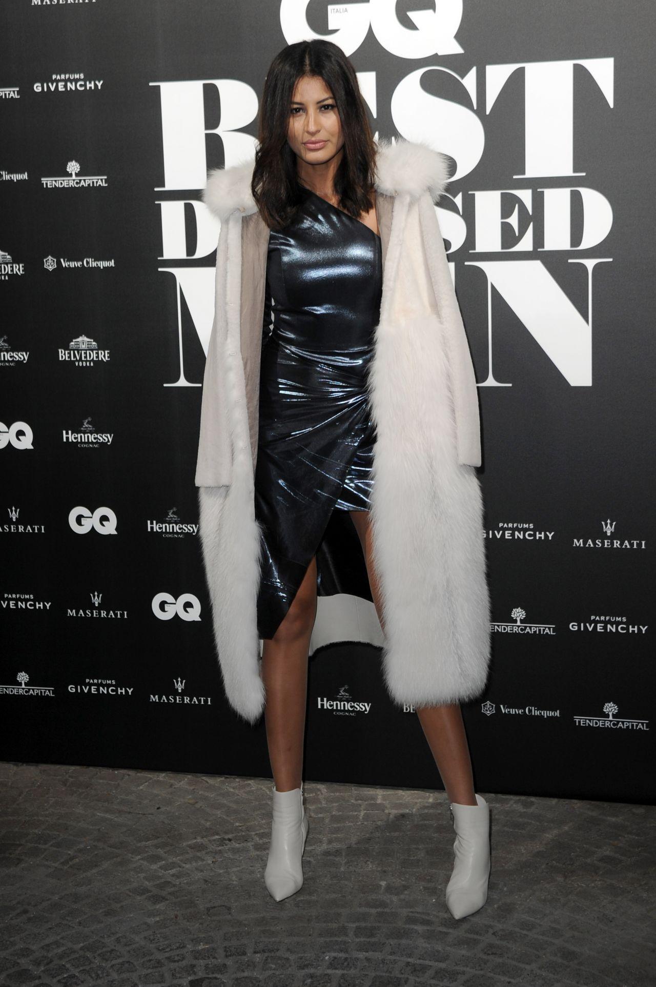Rim Saidi Gq Best Dressed Man Party At Milan Fashion Week Men 39 S Italy