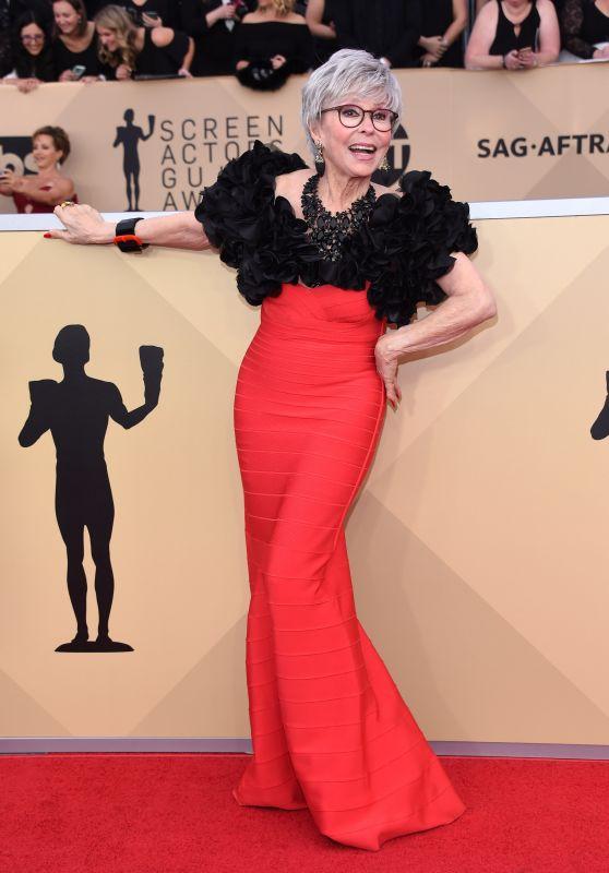 Rita Moreno – 2018 SAG Awards in LA