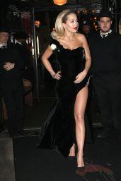 Rita Ora – 2018 Grammy Awards in New York