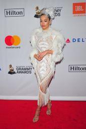 Rita Ora – Clive Davis and Recording Academy Pre-Grammy Gala in NYC
