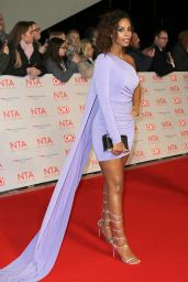Rochelle Humes – 2018 National Television Awards in London