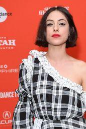 """Rosa Salazar -  """"Un Traductor"""" Premiere in Park City"""