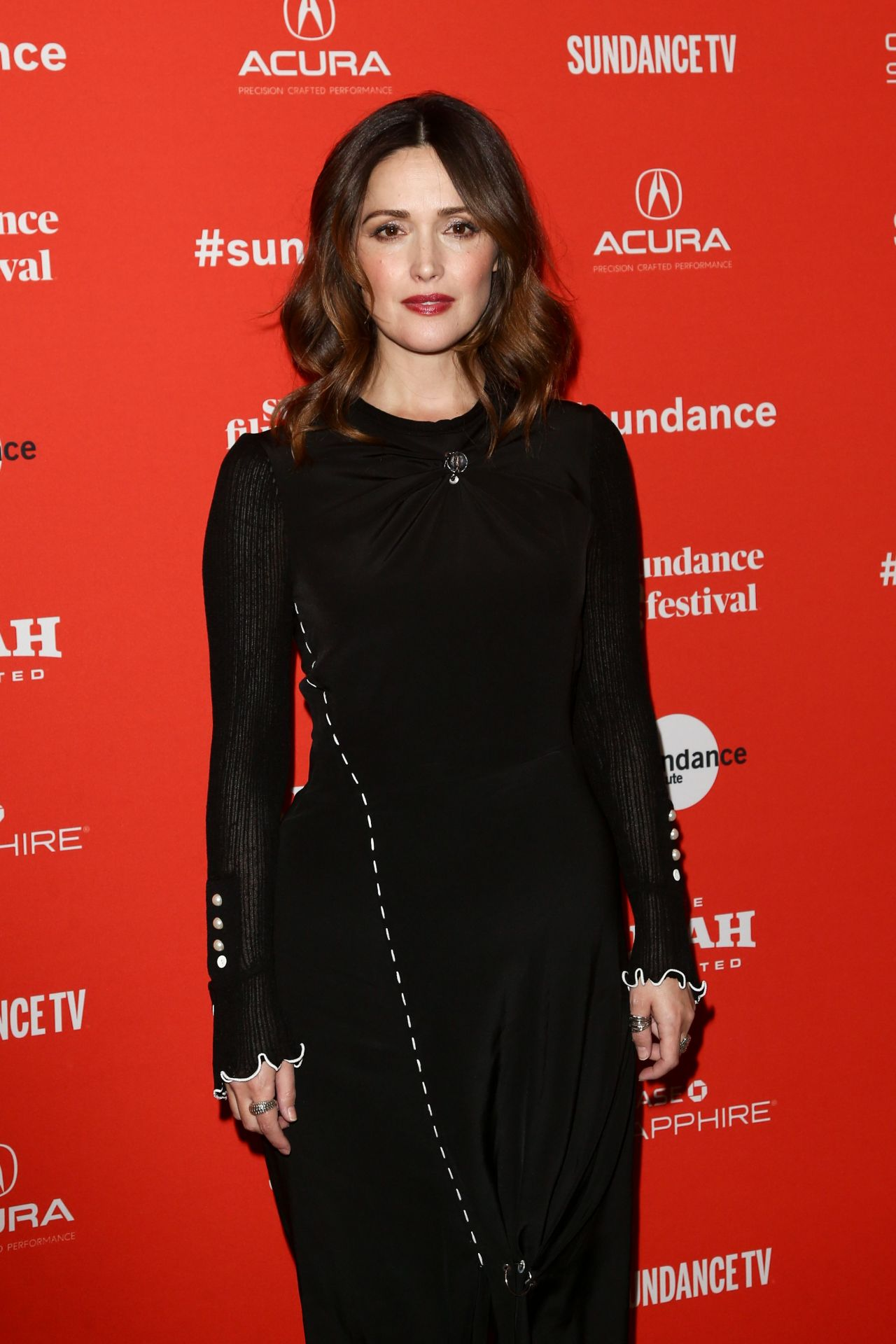 Rose Byrne Quot Juliet Naked Quot After Party In Park City