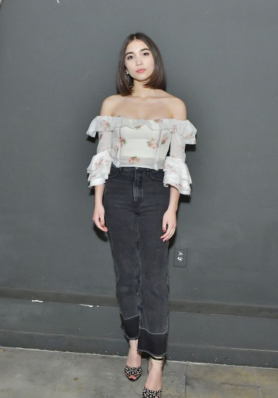 Rowan Blanchard - Conde Nast & The Women March