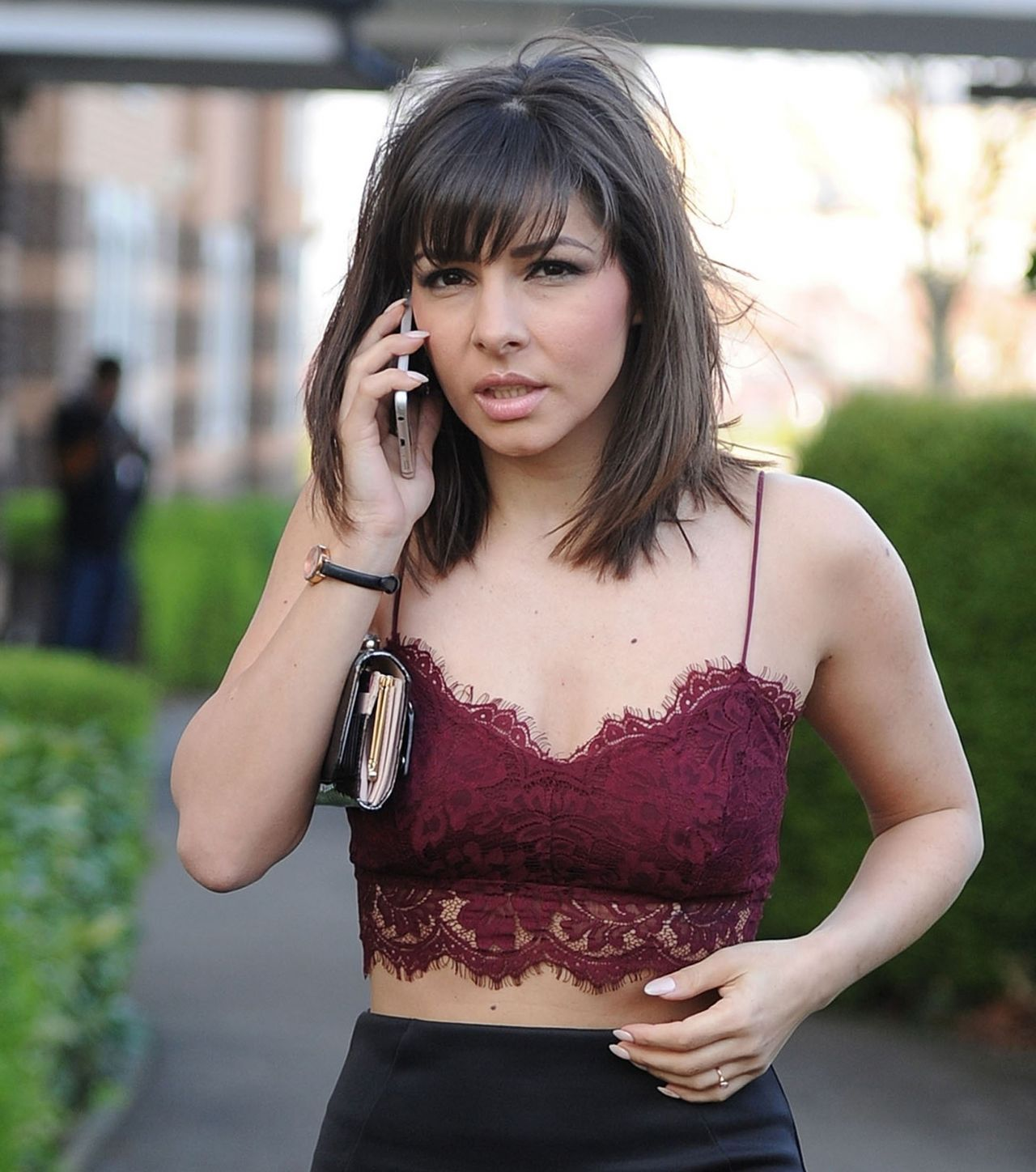 swimsuit Roxanne Pallett naked photo 2017
