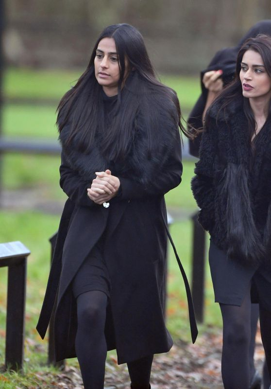 Sair Khan and Bhavna Limbachia - Coronation Street Set in Manchester