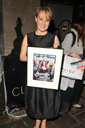Sally Dynevor - The Radio Times Covers Party in London