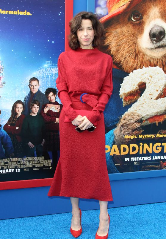 "Sally Hawkins - ""Paddington 2"" Premiere in Los Angeles"