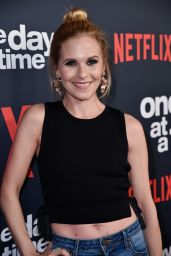 """Sally Pressman – """"One Day at a Time"""" TV Show Season 2 Premiere in Los Angeles"""