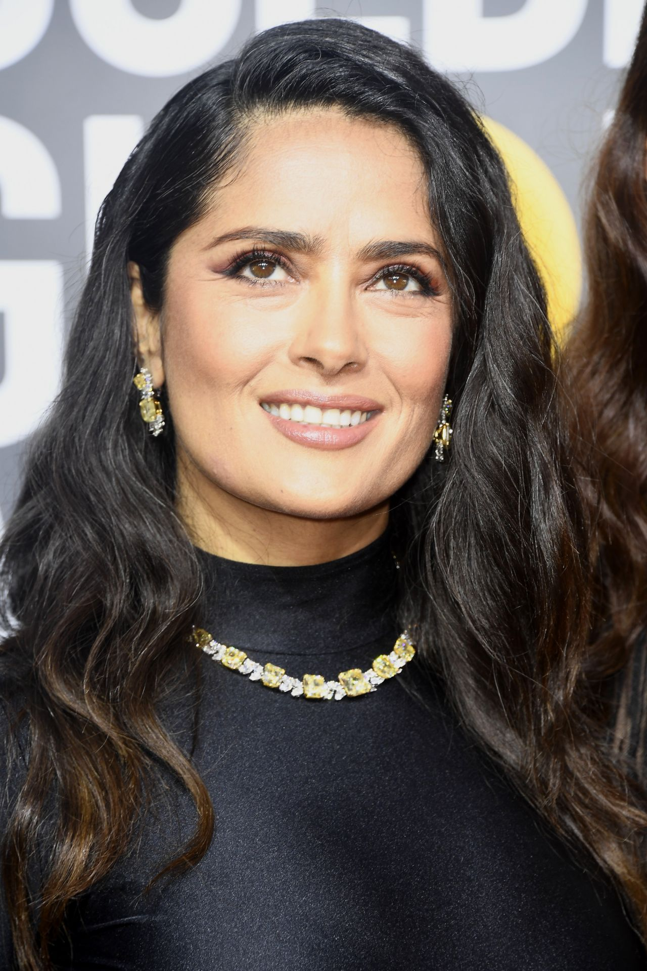 Salma Hayek – Golden Globe Awards 2018 Salma Hayek