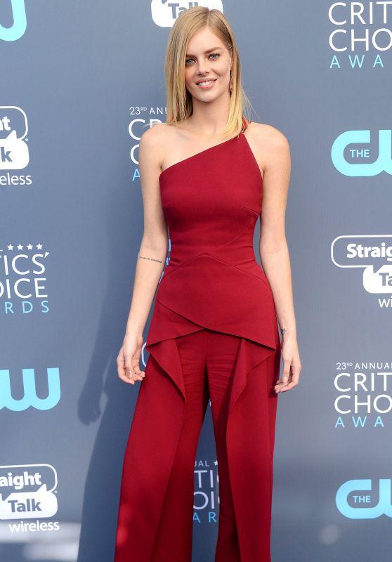 Samara Weaving – 2018 Critics' Choice Awards
