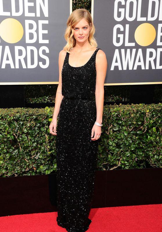 Samara Weaving – Golden Globe Awards 2018