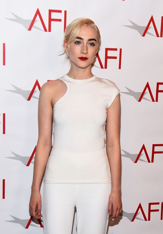 Saoirse Ronan – AFI Awards 2018 in Los Angeles