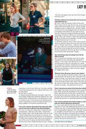 Saoirse Ronan and Greta Gerwig - Total Film March 2018