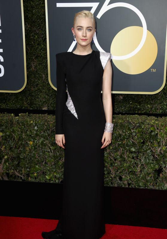 Saoirse Ronan – Golden Globe Awards 2018