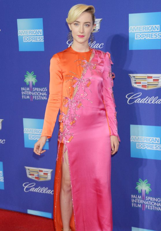 Saoirse Ronan – Palm Springs International Film Festival Awards
