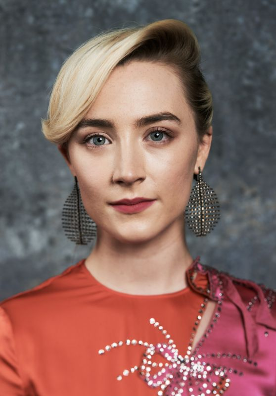Saoirse Ronan – Palm Springs International Film Festival Awards Gala Portrait Studio