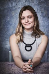 Sara Colangelo and Maggie Gyllenhaal – Deadline Studio at 2018 Sundance in Park City