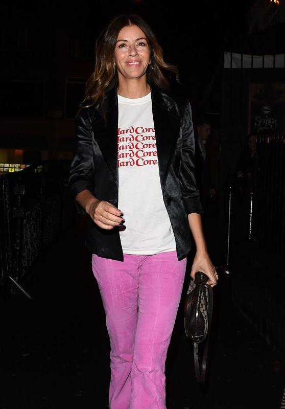 Sara Macdonald – Alexa Chung Clothing Range Launch London