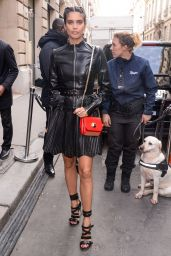 Sara Sampaio - Elie Saab Haute Couture Spring Summer 2018 Show in Paris