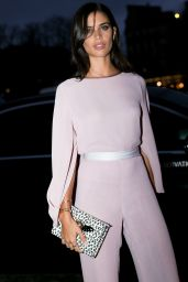 Sara Sampaio - Giorgio Armani Prive Show Spring Summer 2018 in Paris