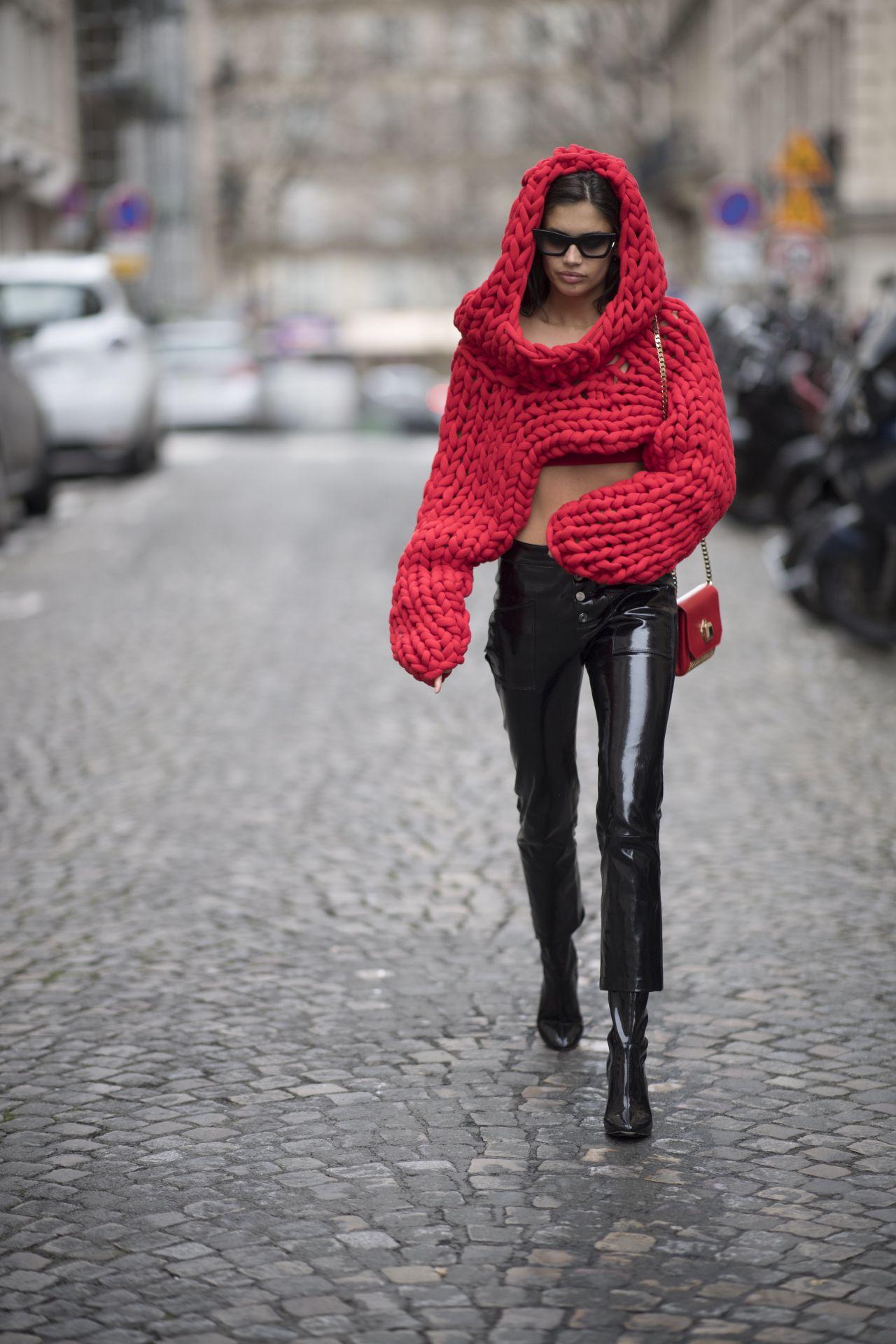 Fashion Week In Paris January