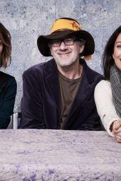 Sasha Alexander – Deadline Studio Portraits at Sundance 2018 in Park City