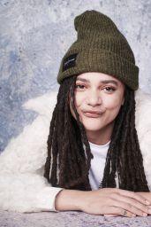Sasha Lane – Deadline Studio Portraits at Sundance 2018 in Park City