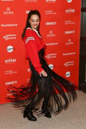 "Sasha Lane - ""The Miseducation of Cameron Post"" Premiere at Sundance 2018"