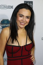 "Saundra Santiago – ""Cafe Con Leche"" Premiere in Los Angeles"