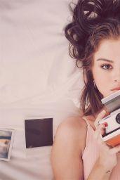 Selena Gomez - Puma Hero Campaign 2018