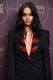 Shanina Shaik – Warner Music Pre-Grammy 2018 Party in New York