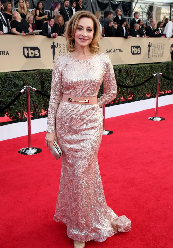 Sharon Lawrence – 2018 SAG Awards in LA