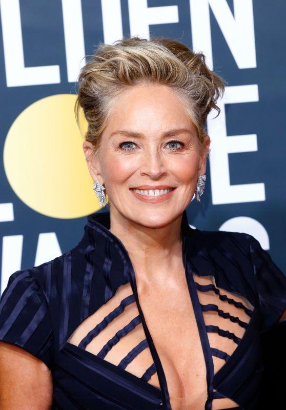 Sharon Stone – Golden Globe Awards 2018